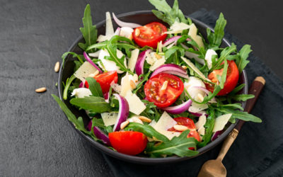 Recipe Of The Month – Rocket salad