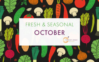 Seasonal Food – October