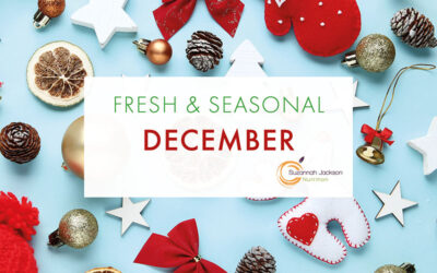 Seasonal Food – December