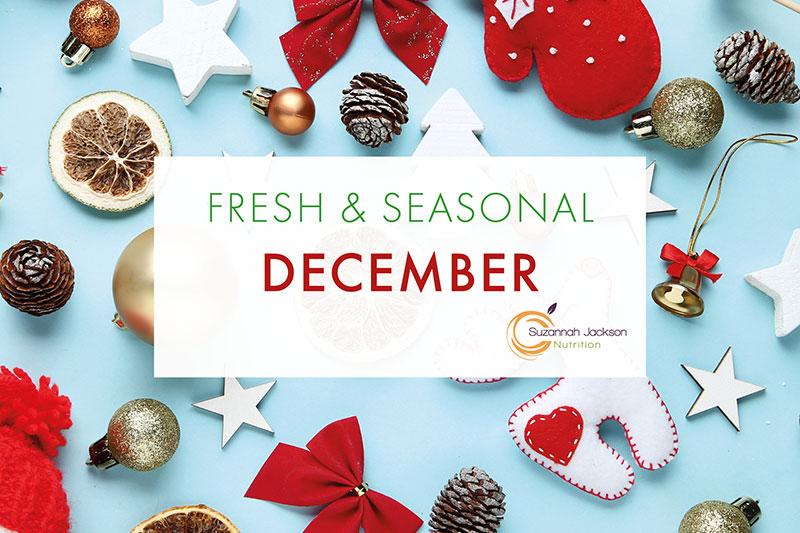 Seasonal Food – December