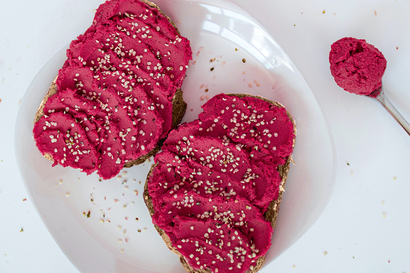 Recipe Of The Month –  Beetroot Hummus