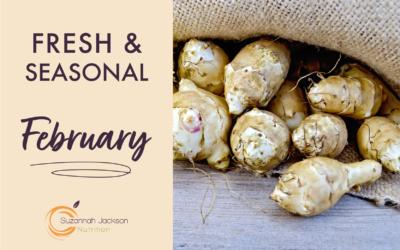 Seasonal Food – February
