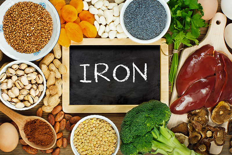 Is Iron Deficiency connected to your low energy?