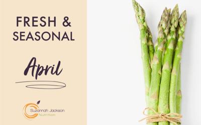 Seasonal Food- April