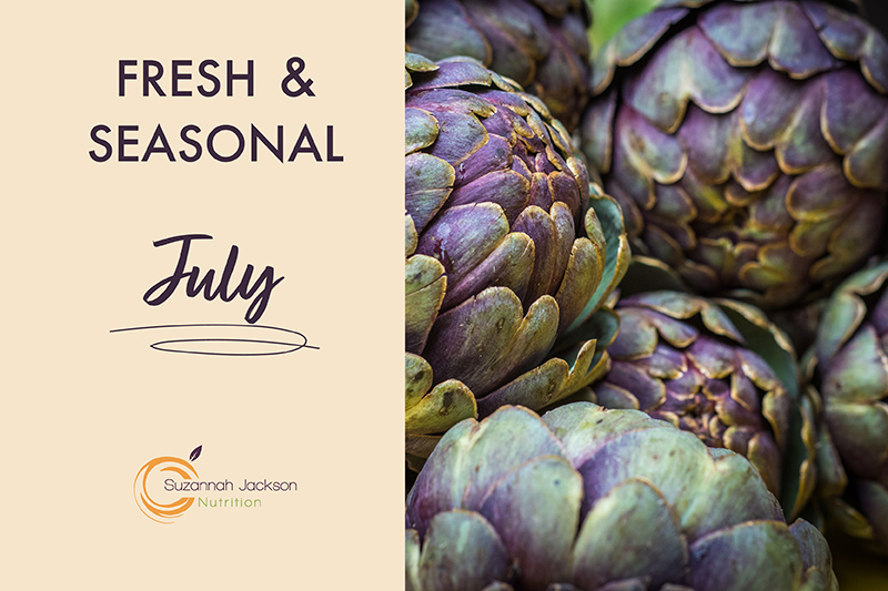 Seasonal Food- July