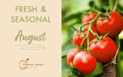 Seasonal Food- August