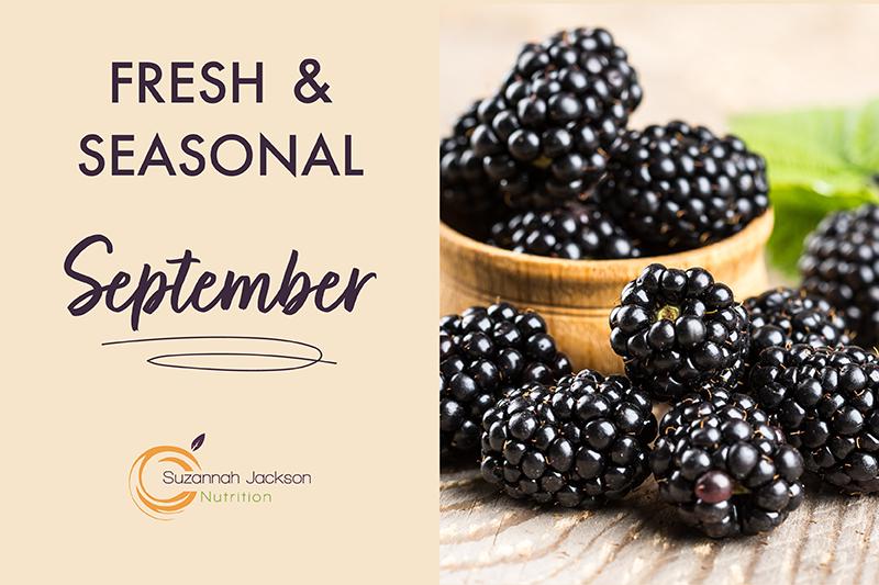Seasonal Food- September